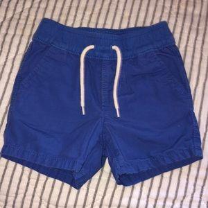 Baby Gap Blue Shorts with Pockets
